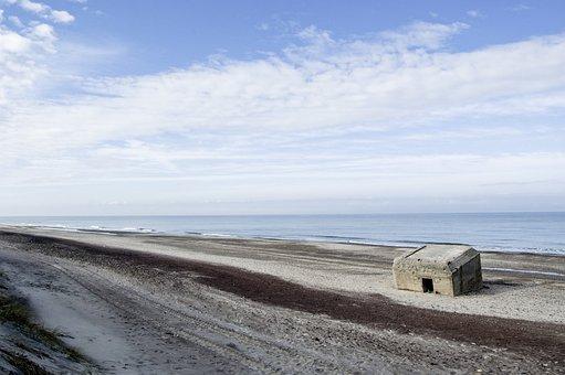 Beach, Sand, Seashore, Coast, Shore, Coastline, Horizon
