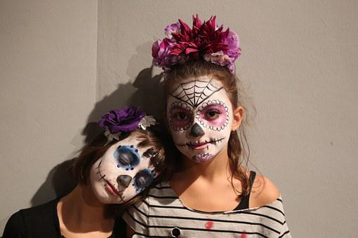 Castañera, Dead, Party, Halloween, Day Of The Dead