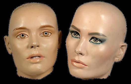 Head, Mannequin, Fashion, Female, Woman, Model, Face