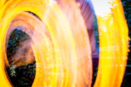 Feuertanz, Feuerpoi, Poi, Fire, Spinning Element