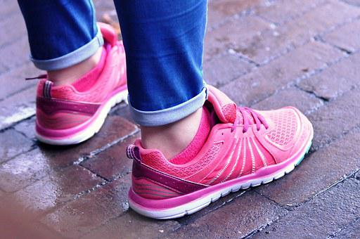 Feet, Footwear, Shoes, Sport Shoes, Women Shoes