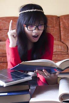 Girl, Women, Book, Read, Idea, Reason