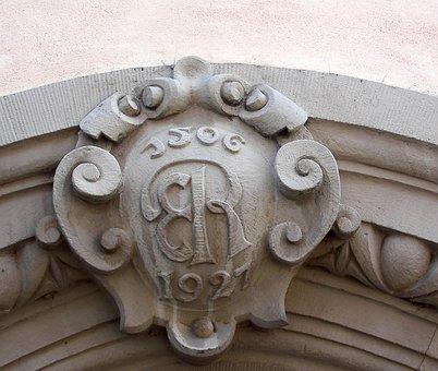 House, Ornament, Facade, Reconstruction, Historically