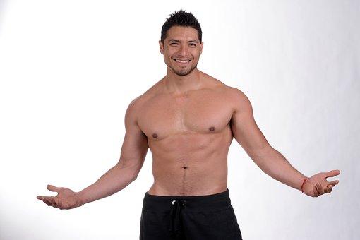 Sport, Fitness, Exercise, Abdominal, Body, Athlete, Man