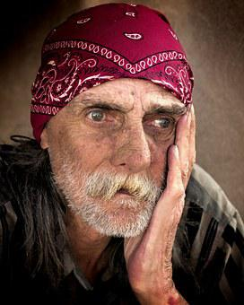 Homeless, Man, Color, Poverty, Male, Poor, Homelessness