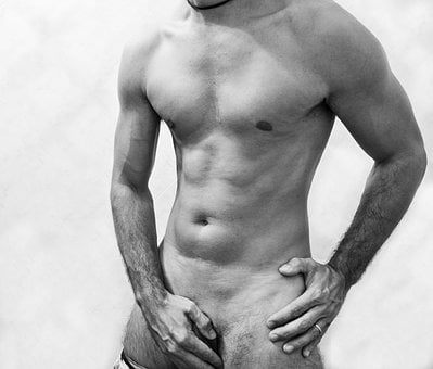 Man, Nude, Sexy, Male, Italy, Person, Body, People