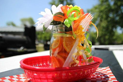 Picnic, Event, Decoration, Celebration, Summer, Party