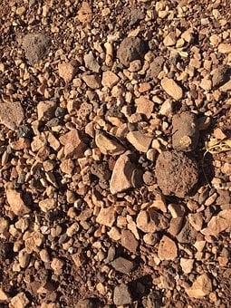 Rocks, Dirt, Nature, Road, Outdoors, Sand, Wilderness
