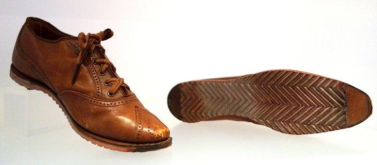Athletic, Shoes, Women, Bata Shoe Museum, Toronto