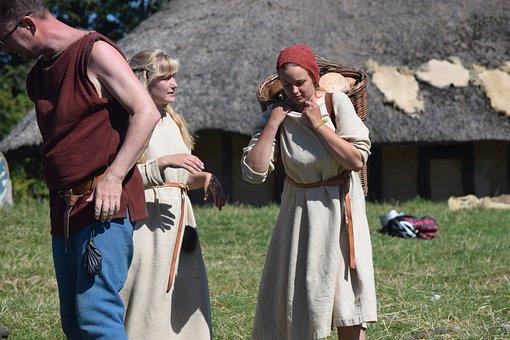 Viking Museum, Vikings, Denmark, Viking Women