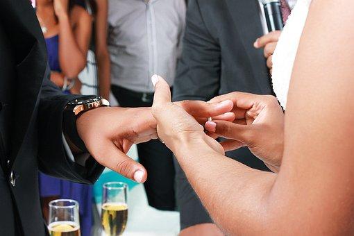 Wedding, Marriage, Ceremony, Romance, Romantic, Couple