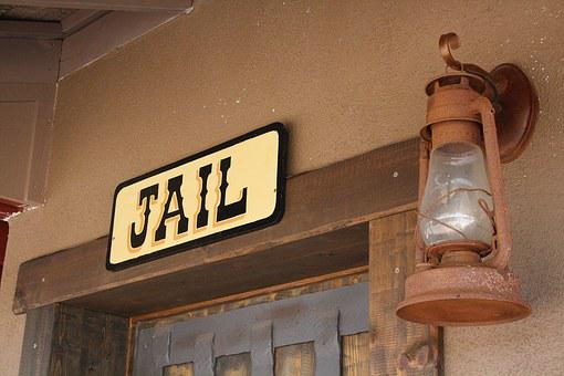 Arizona, Tombstone, Apache Spirit Ranch, Jail