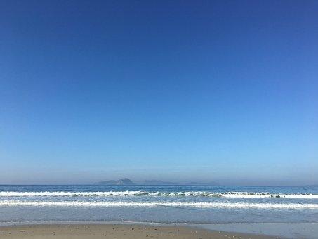 Cíes, Galicia, Beach, Ria De Vigo, Atlantic Ocean, Sea