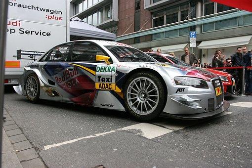 Dtm, Racing Car, Germany, Düsseldorf, Motorsport