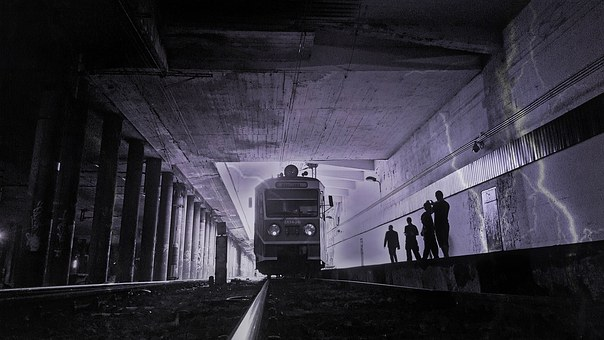 Wkd, Train, Electric Train, En94, Pkp, Poland