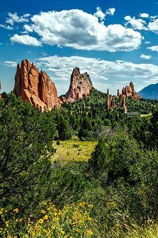 Garden Of The Gods, Colorado, Attractions, Tourism