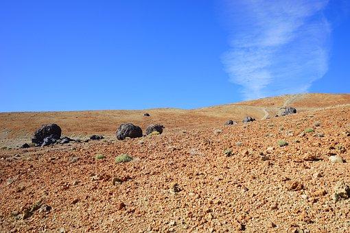 Huevos Del Teide, Lava Beads, Pumice Stone