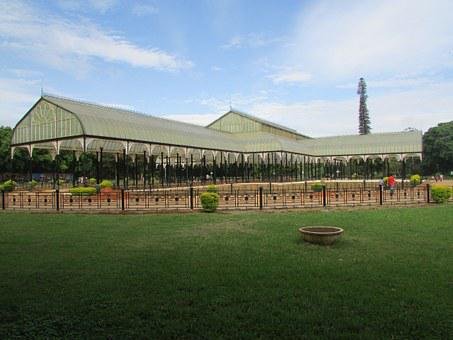 Glass House, Lal Bagh, Bangalore, India