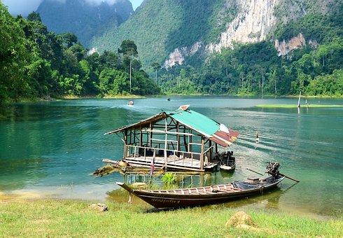 Thailand, Khao Sok, National Park, Surat Thani