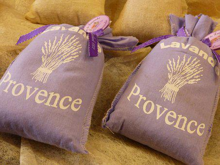 Lavender, The Smell Of, Pouch, Aromatherapy, Provence
