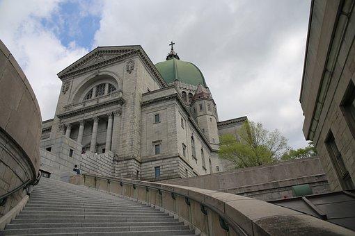 Oratory, Saint-joseph's Oratory, Montreal, Quebec