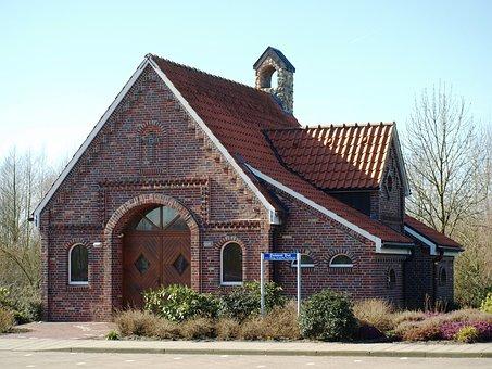 Motorway Chapel, Chapel, Heseper Peat, A-31, Church