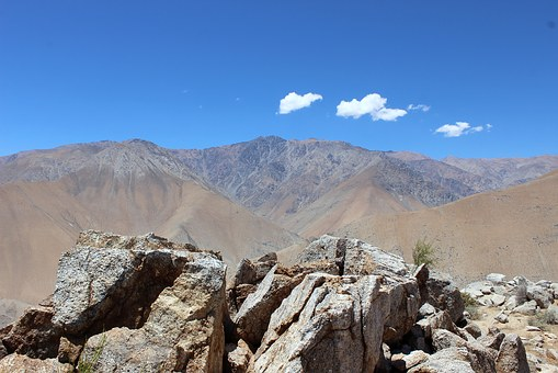 Mount Them, Chile, Valley, Elqui