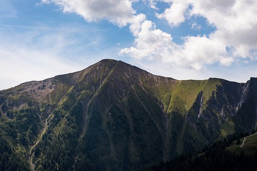 Mountains, Nature, Landscape, Alpine, Summer, Austria