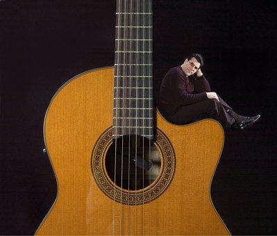 Jose Angel Navarro, Guitarist, Professional