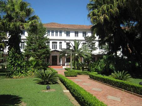 Sâo José Dos Campos, Building, Park, Brazil