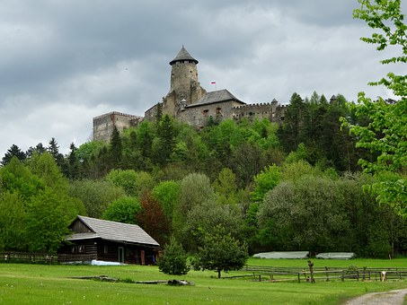 Old Lubovnia, Slovakia, Castle, The Museum