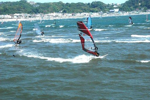 Summer Of Shonan, Yuigahama Gao Hama, Sailing