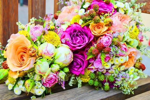 Flowers, Roses, Violet, Table Topper, Red Rose, Flower