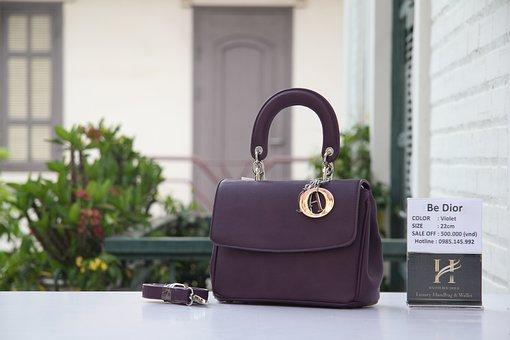 Bag, Dior, Xịn