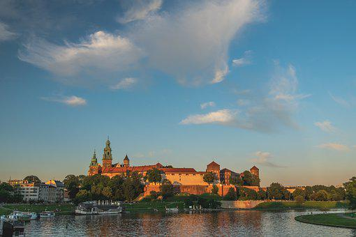 Castle, Wawel Royal Castle, Architecture, Palace