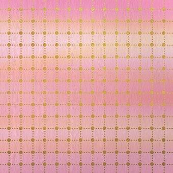 Dots, Checkered, Pattern, Scrapbooking, Background