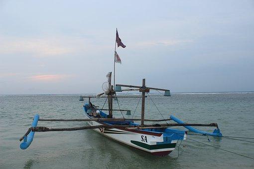 Boat, Ocean, Sea, Nature, Water, Fishing, Fishing Boat