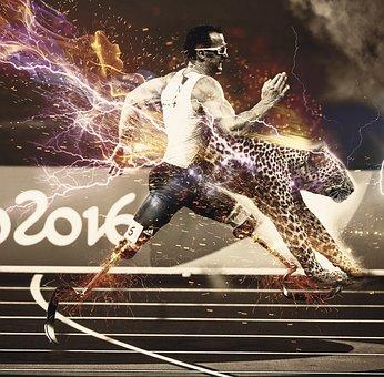 Man, Cheetah, Execution, Career, Challenge, The Sport
