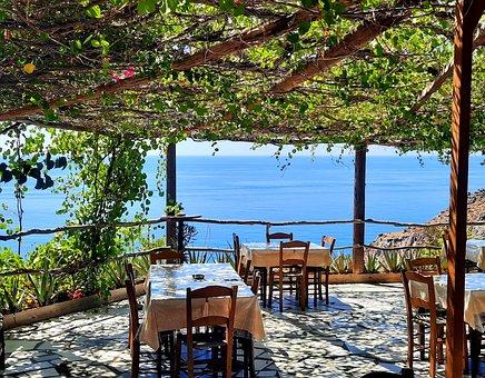 Tavern, Greece, Restaurant, Bar, Greek, Greek Tavern