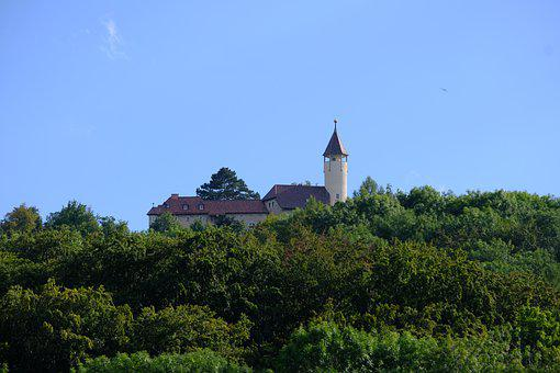 Castle Teck, Landmark, Mountain, Summit, Peak, Castle
