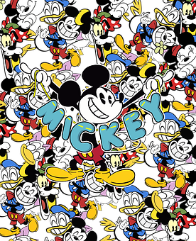 Mickey Mouse, Mickey Mouse And Friends, Mickey
