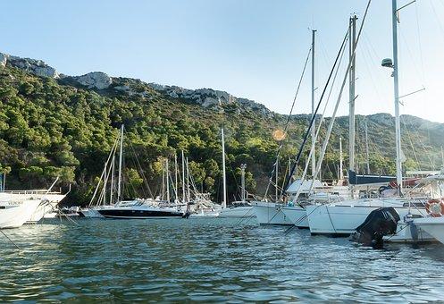 Yacht, Port, Sea, Dock, Harbor, Pier, Sailboat