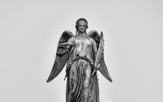 Concordia Statue, Jubilee Column, Sculpture, Statue