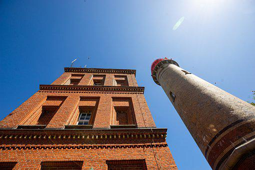Lighthouse, Tower, Architecture, Building