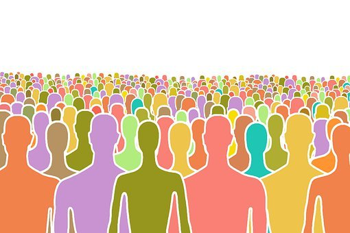 People, Group, Population, Individuals, Diversity