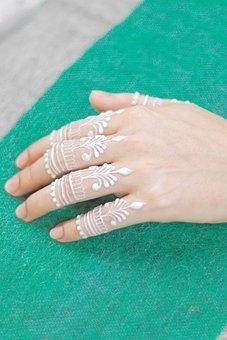 Mehndi, Henna, Body Art, Tattoo, Beauty, Bride, Culture