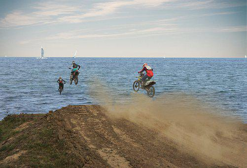 Motocross, Race, Sports, Racing, Off Road Racing