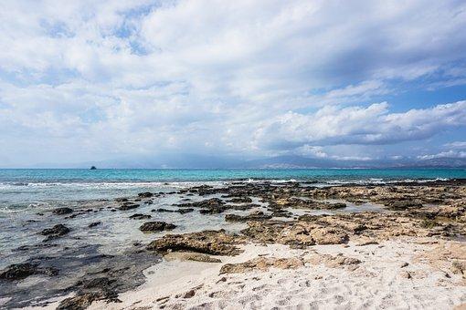 Beach, Sea, Sand, Ocean, Water, Shore, Seashore, Coast