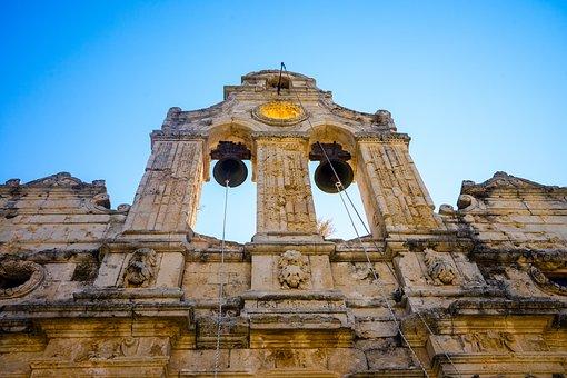 Crete, Faith, Bell, Believe, Pray, Jesus, Orthodox