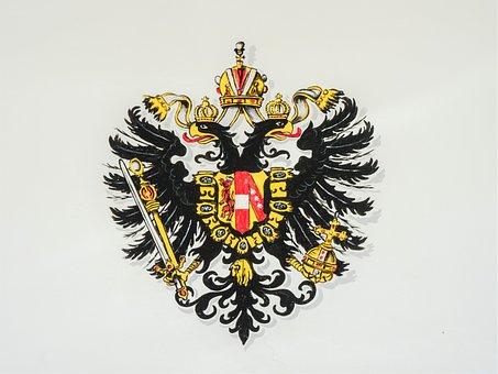 Coat Of Arms, Habsburg, Habsburg - Lorraine, Austria